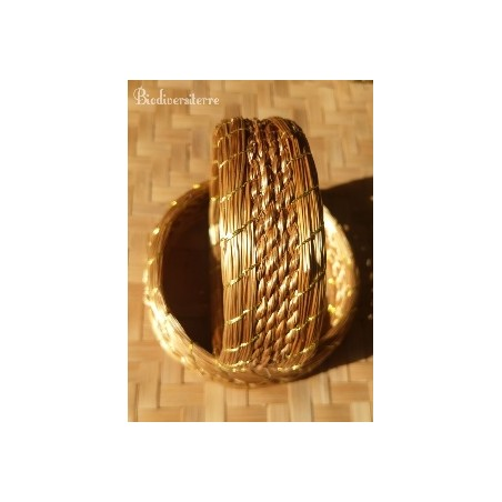 Bracelet Origine Lady doré