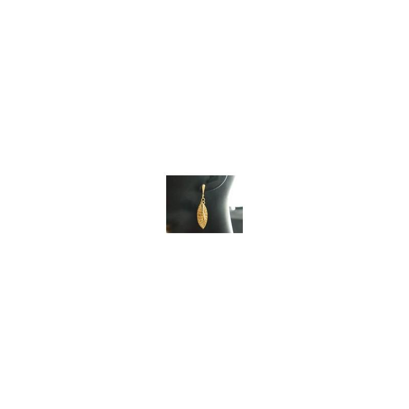 Bague 4 brins et cristal de roche (saint Valentin)