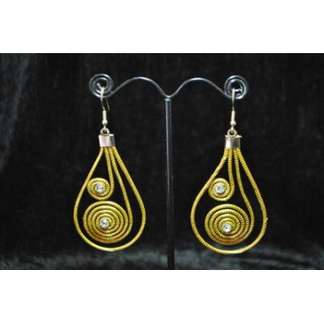 Boucle feulles d'Or (moyenne)