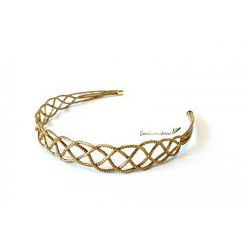 Bracelet or et buriti