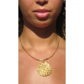 collier simple mandala n1