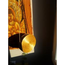 Sac à bandoulière Demoiselle Rond (intérieur doublé)